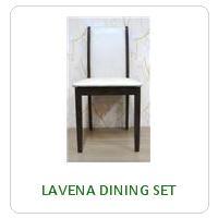 LAVENA DINING SET